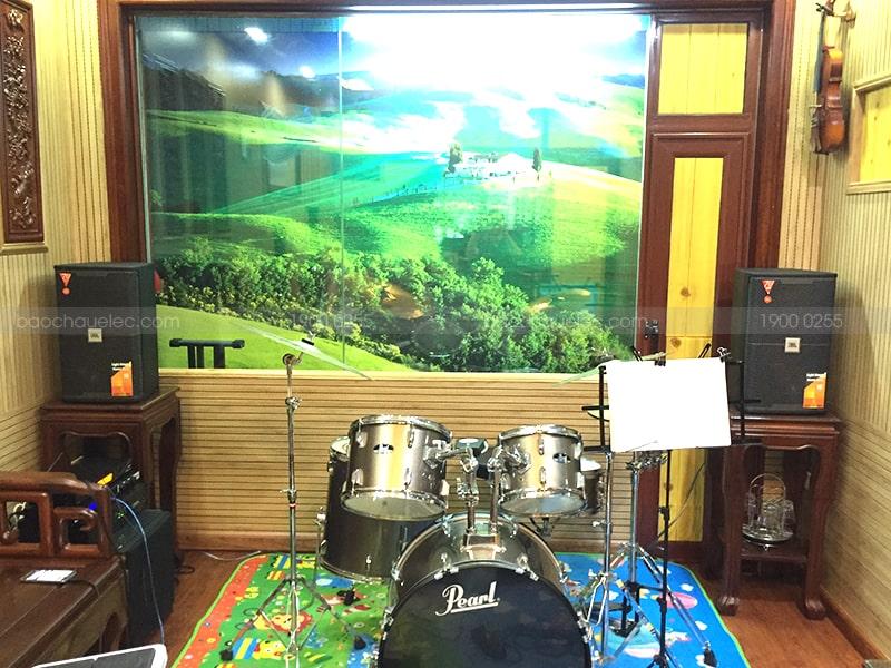 dàn karaoke JBL cho gia đình chú Lâm ở Khương Trung h4