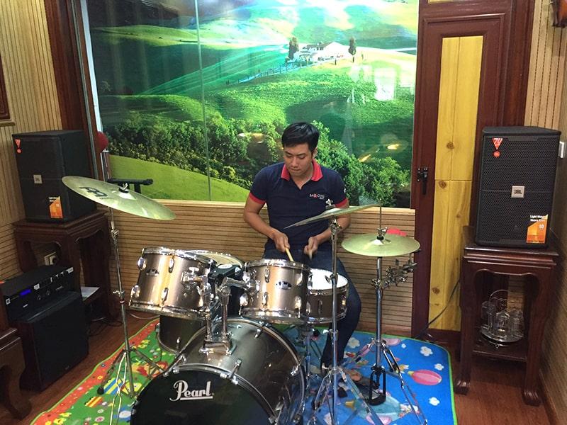 dàn karaoke JBL cho gia đình chú Lâm ở Khương Trung h5