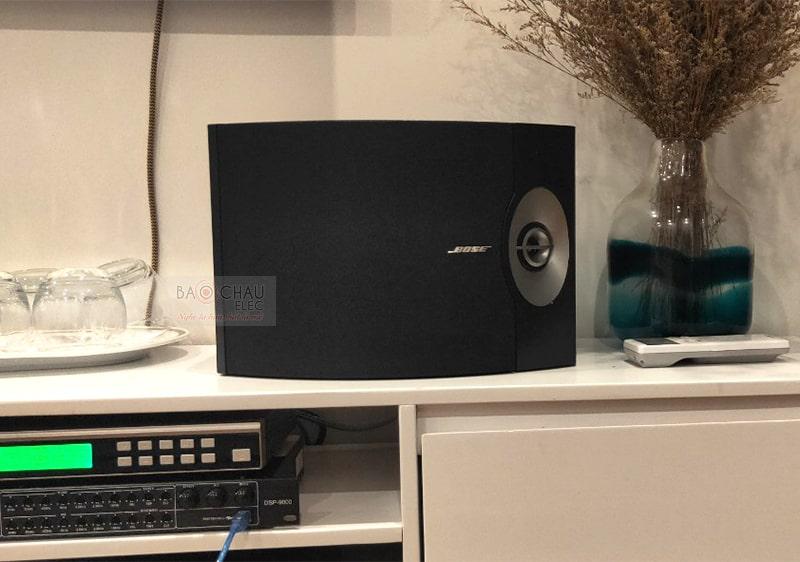 Loa Bose 301 seri 5 thiết kế nhỏ gọn và sang trọng