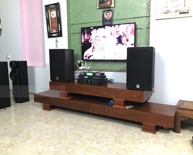 Dàn karaoke Alto của gia đình anh Kỳ ở Đông Sơn, Thanh Hóa h4
