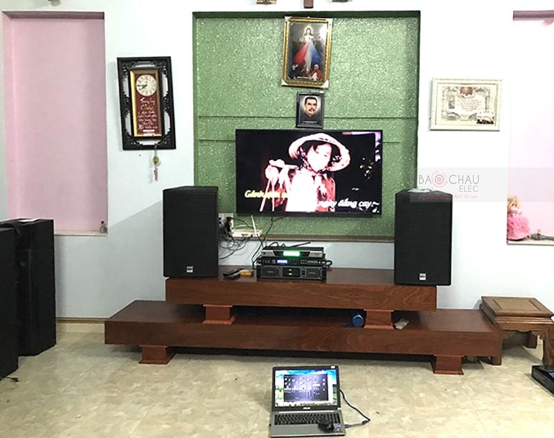 Dàn karaoke Alto của gia đình anh Kỳ ở Đông Sơn, Thanh Hóa h5