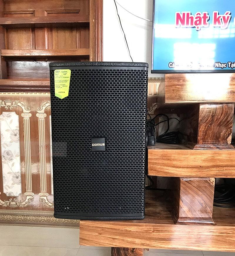 Dàn karaoke Domus cho gia đình anh Hè ở Thanh Hóa h1