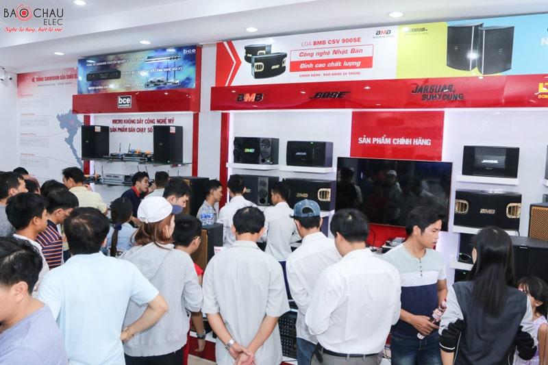 Cửa hàng bán thiết bị âm thanh giá rẻ tại Biên Hòa