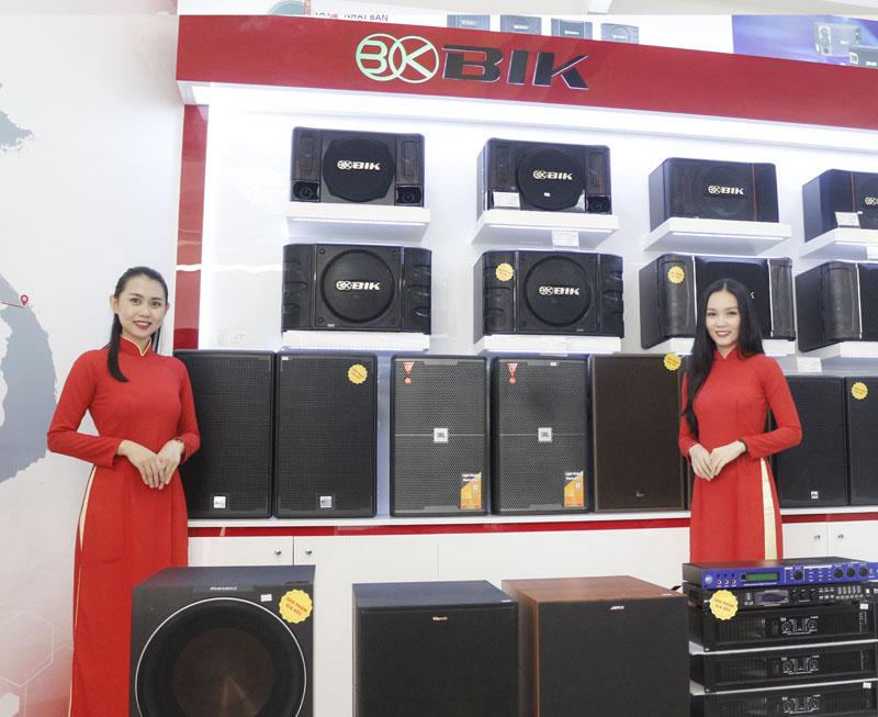 Cửa hàng bán thiết bị âm thanh ở Cần Thơ giá rẻ