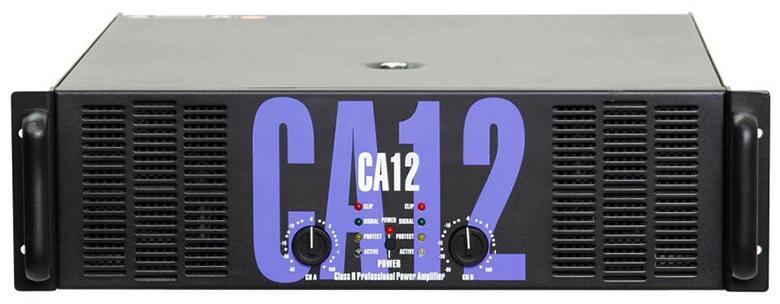 Cục đẩy Soundstandard CA12 thiết kế đẹp mắt, ân tượng