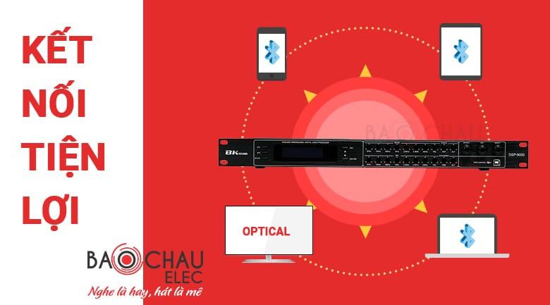 Bộ dàn karaoke gia đìnhBC-Alto 13: Vang BKSound DSP 9000 chính hãng giá tốt
