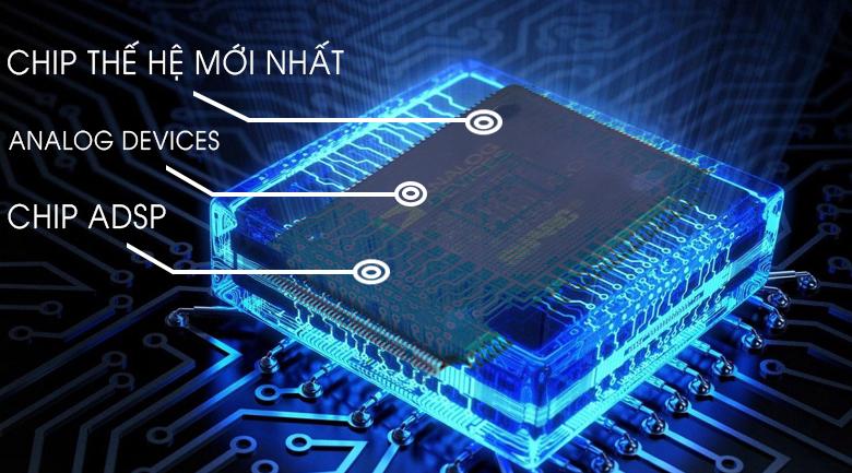Vang số BKSound X5 Plus công nghệ hiện đại