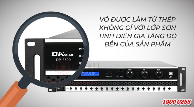 Bộ dàn karaoke gia đình BC-T52GD: Đẩy liền vang BKSound Dp3500 chính hãng giá tốt