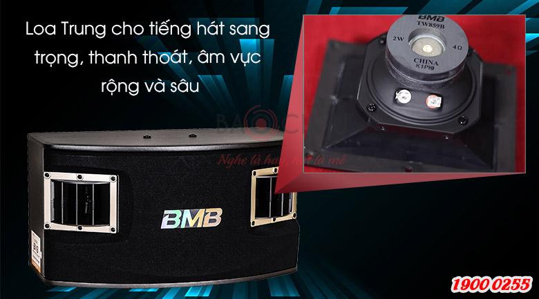 Loa karaoke BMBCSV 450SE - ảnh 6