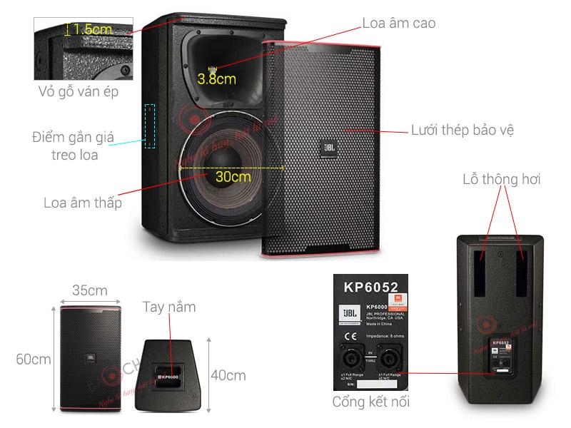 Loa JBL KP6052