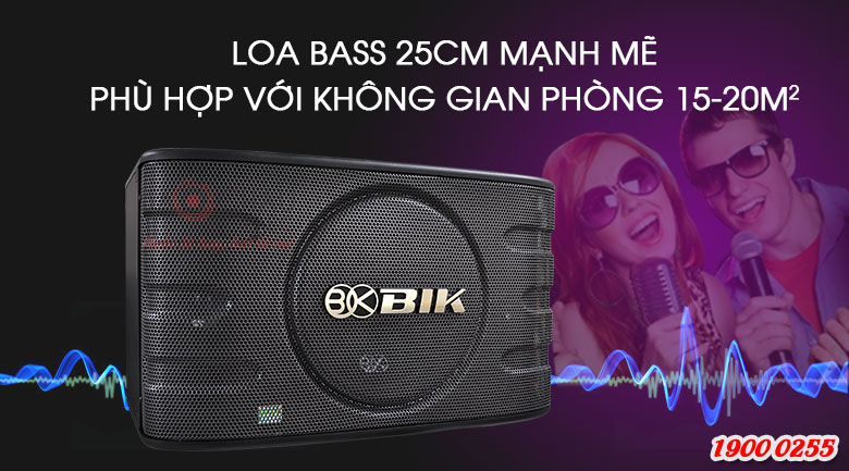 Loa BIK BJ S668 chính hãng giá tốt