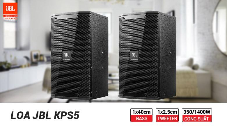 Loa JBL KPS5 chính hãng, giá tốt full bass 40cm