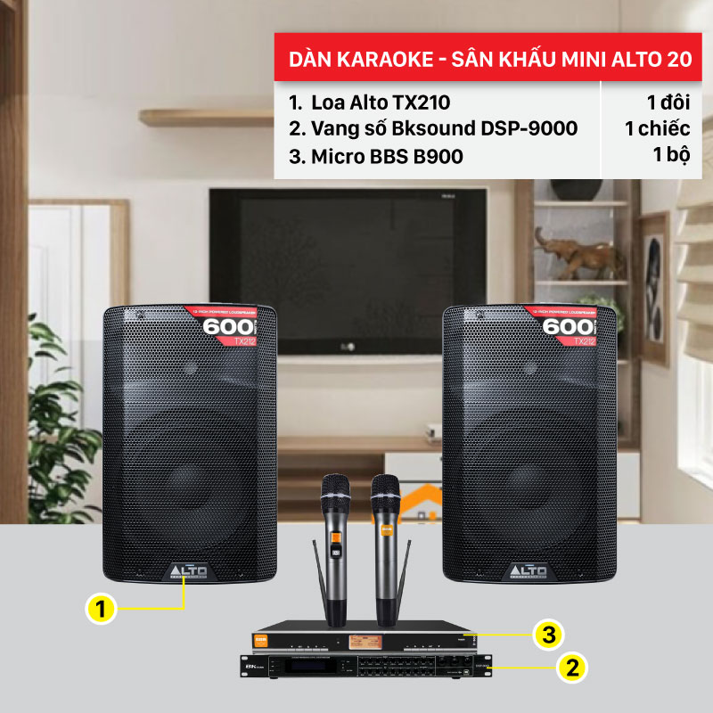 dàn karaoke gia đình giá rẻ nhất thị trường