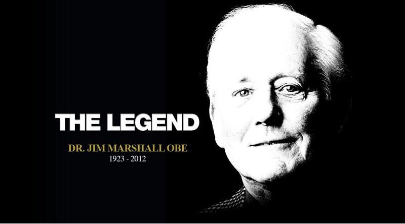 Lịch sử thương hiệu Marshall