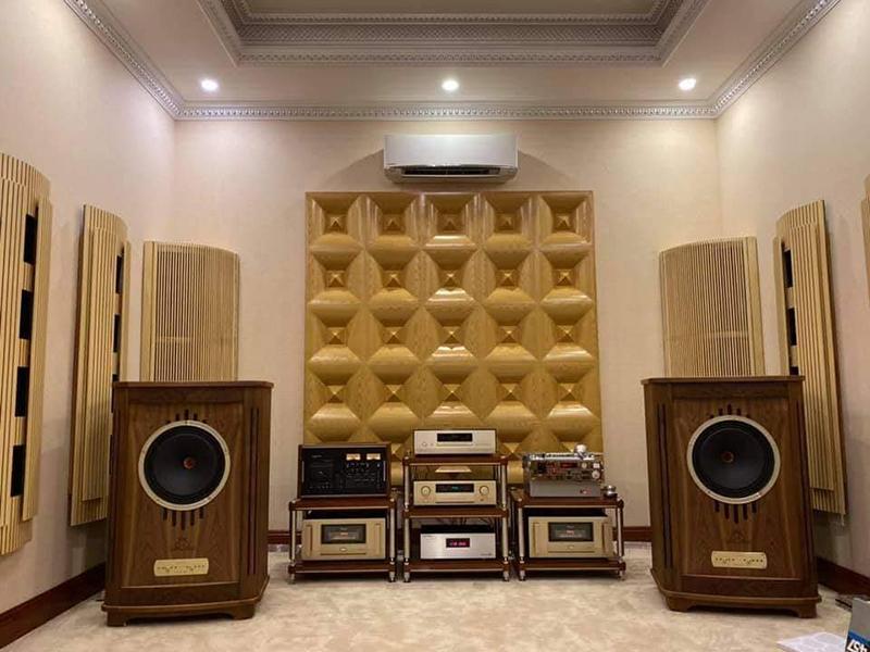 Thiết kế phòng nghe nhạc