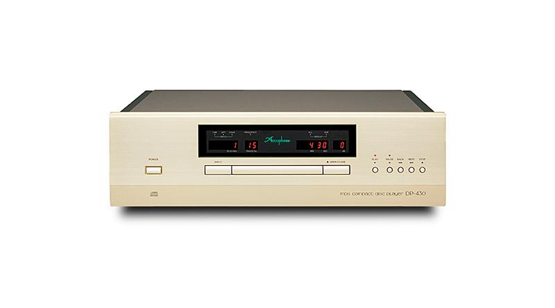 Đầu nghe nhạc CD Accuphase DP430 mạch xử lý cao cấp