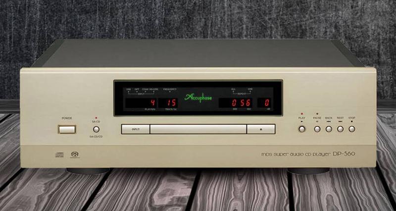 Đầu CD Accuphase DP560 chính hãng, giá rẻ nhất
