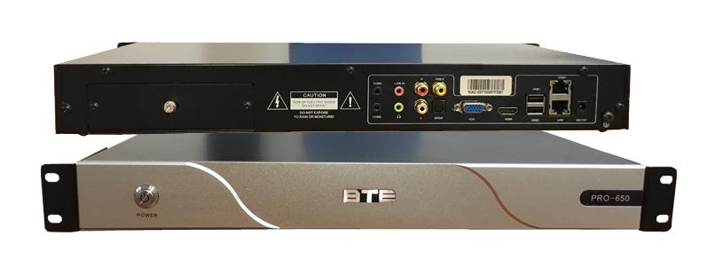 Đầu Ổ Cứng BTE S650 Pro 4T đẹp mắt, ấn tượng