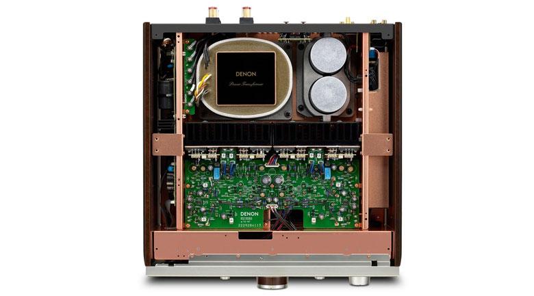 Mạch xử lý đầu Denon DCD-SX1