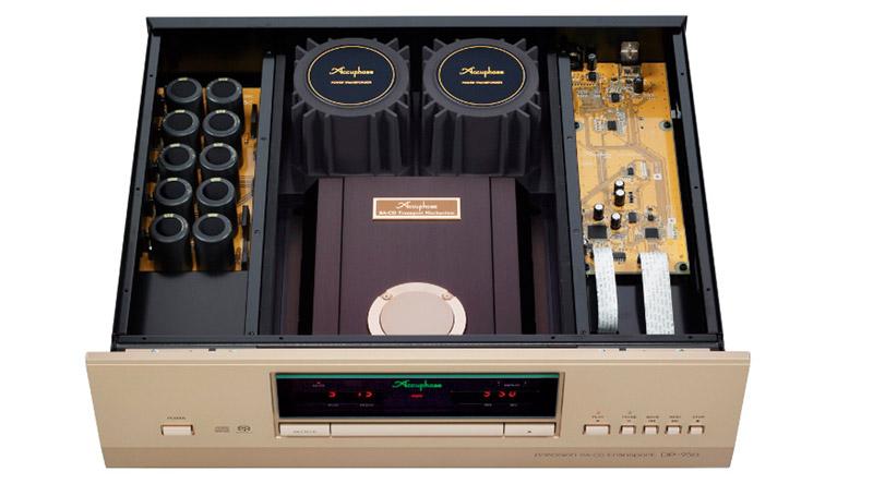 Đầu phát CD Accuphase DP-950