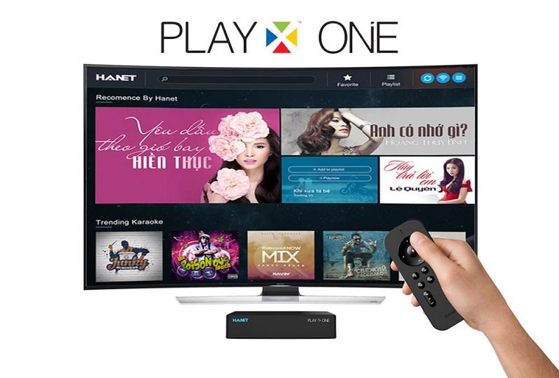 Đầu karaoke Hanet PlayX One 2T chính hãng giá rẻ