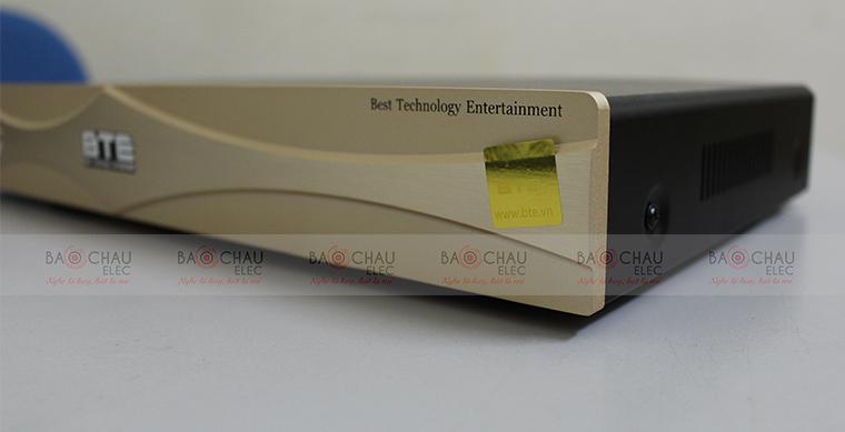 Mặt trước Đầu BTE S600 4TB