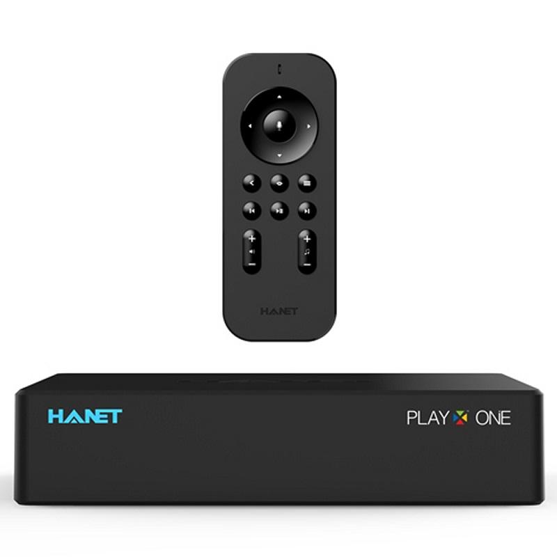 Đầu karaoke Hanet PlayX One 2TB với kho lưu trữ hàng ngàn bài hát