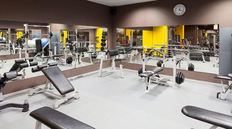 Hệ thống âm thanh phòng Yoga, phòng gym