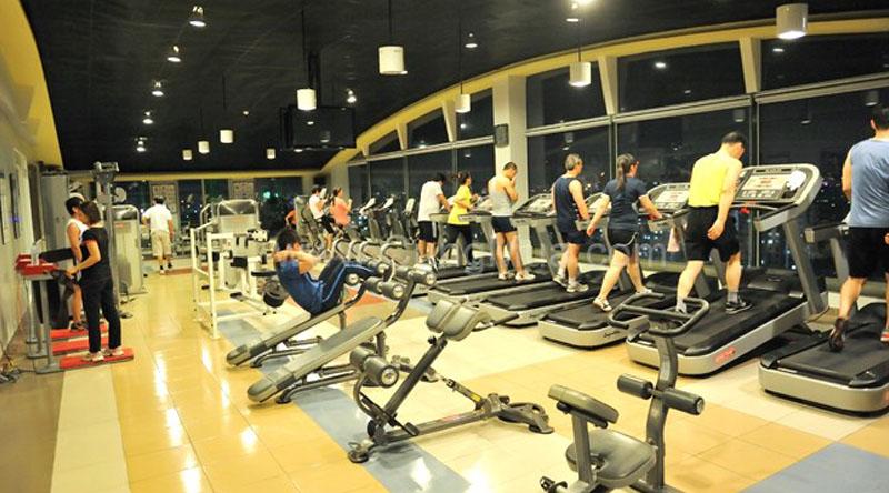 Sự cần thiết của hệ thống phòng gym, yoga