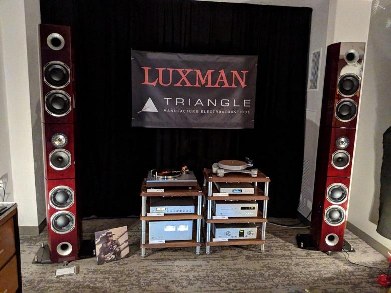 Thương hiệu Luxman