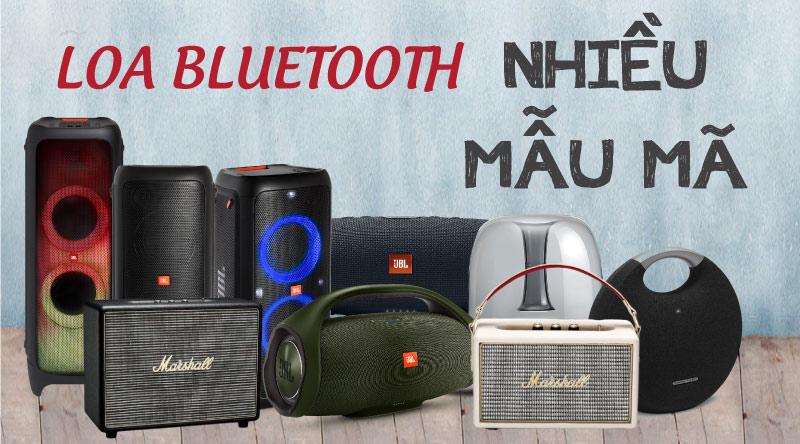Loa bluetooth giá rẻ nhất hiện nay