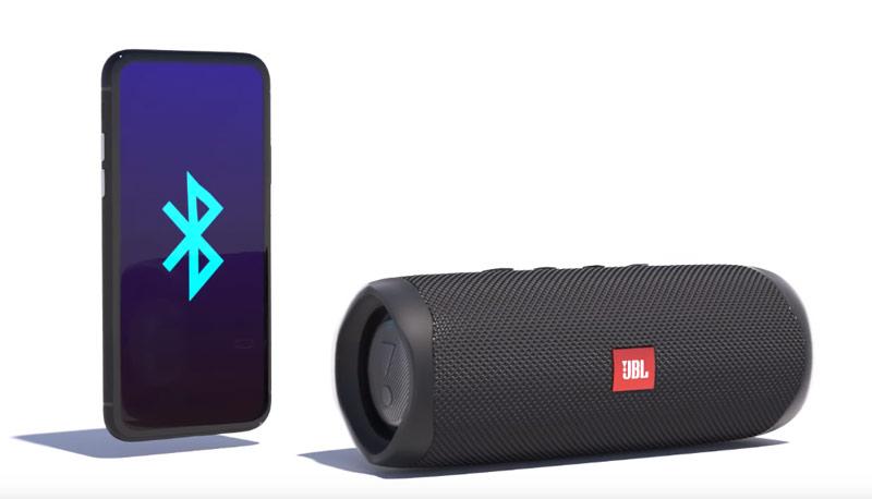 Loa Bluetooth JBL Flip 5 kết nối thông minh
