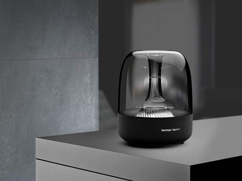 Loa Bluetooth Harman Kardon Aura Studio 2 đẹp mắt