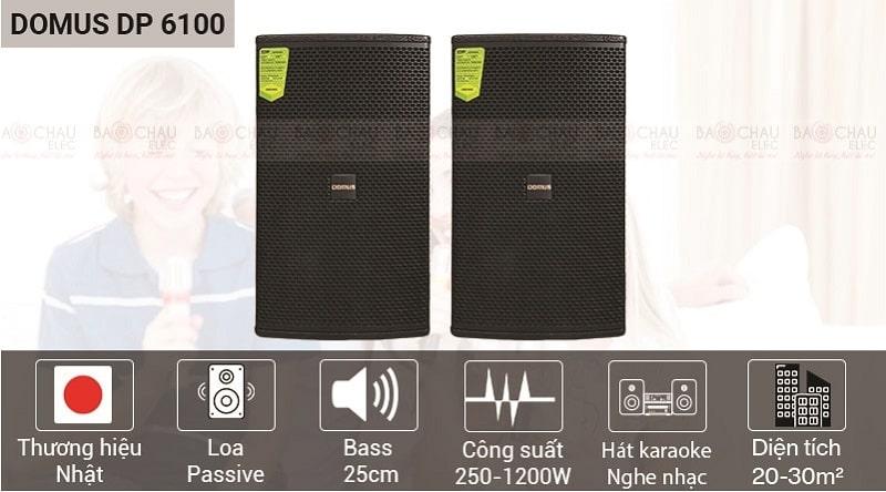 dàn karaoke domus giảm giá bạc triệu