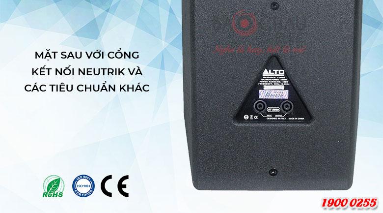 Loa Alto AT3000 kết nối dễ dàng