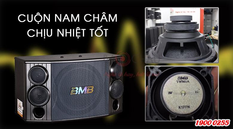 Loa BMB CSD 2000C Like New với nam châm chịu nhiệt tốt
