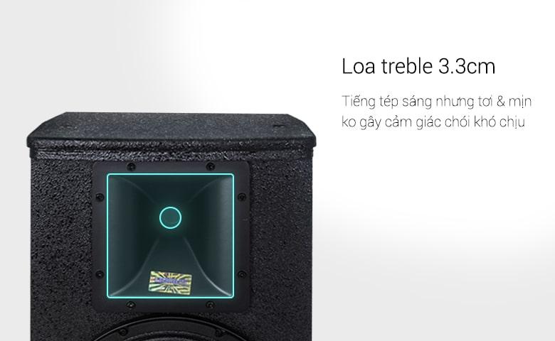 Loa Domus 6100 phối ghép dễ dàng