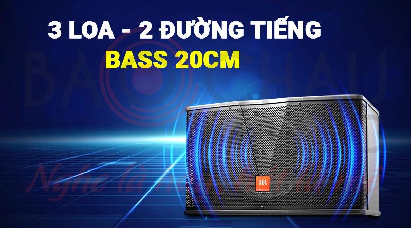 Loa karaoke JBL CV1852T giá rẻ nhất thị trường