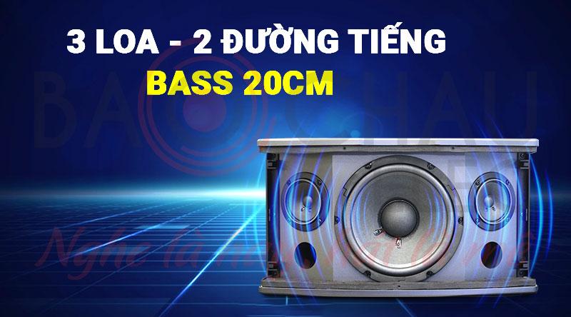 Loa karaoke JBL CV1852T giá tốt nhất thị trường