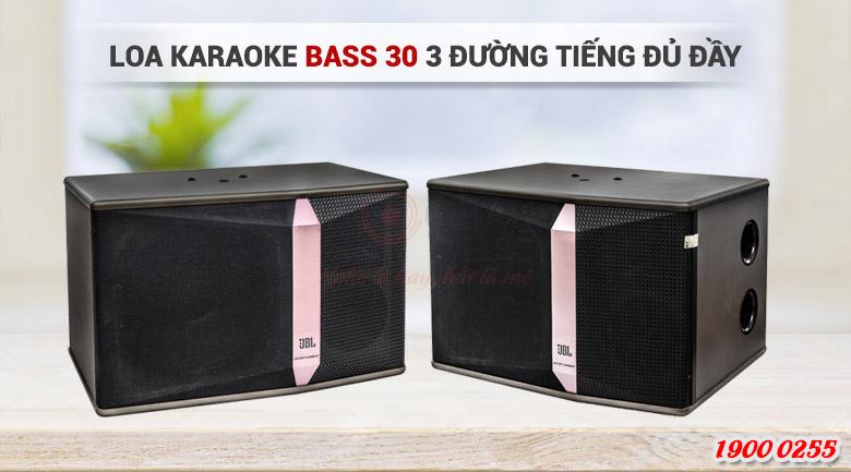 Loa JBL KI 512 – loa toàn dải bass 30 cm, mạnh mẽ, giá cực tốt