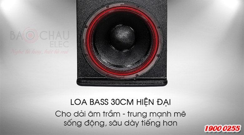 Loa JBL KP4012 Nhập khẩu, Bass 30cm chất âm cực hay