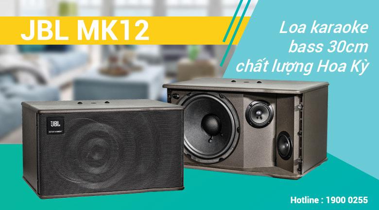 Loa jbl mk 12 chính hãng nhập khẩu ba sao giá rẻ