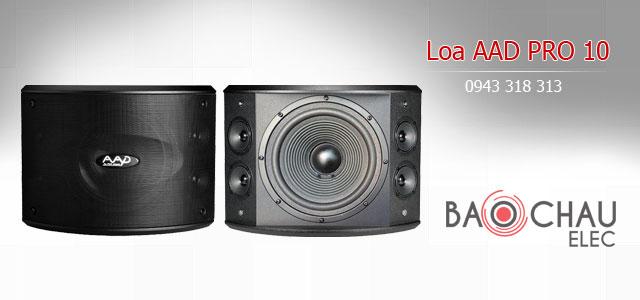 Loa karaoke AAD PRO 10 chính hãng, giá rẻ