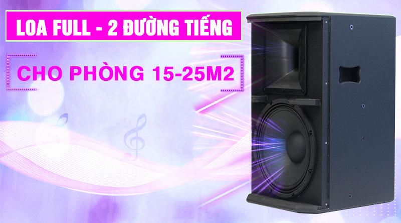 Loa karaoke BIK giá rẻ nhất thị trường