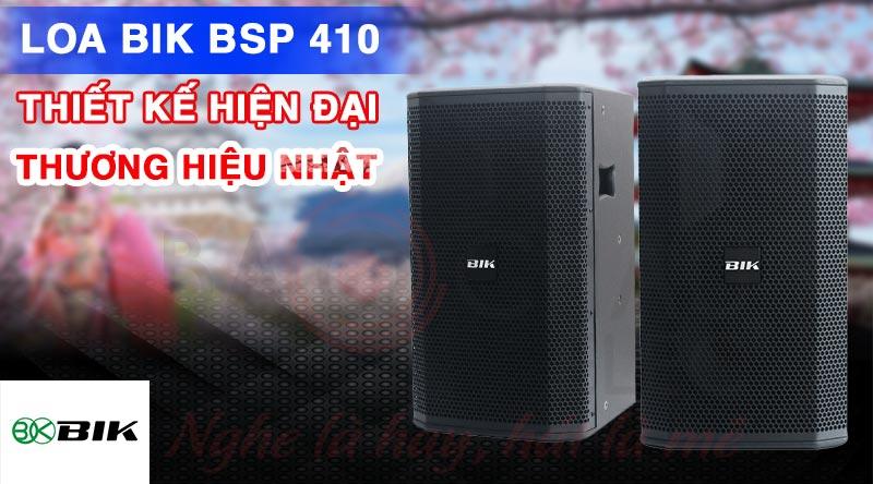Loa karaoke BIK BSP 410 cao cấp giá rẻ nhất