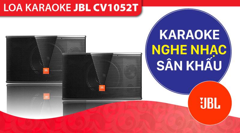 Loa karaoke JBL CV1052T chính hãng, giá rẻ nhất