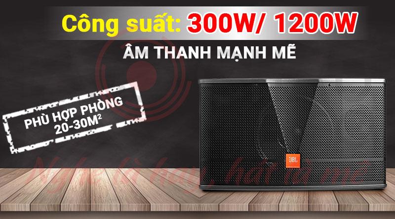 Loa karaoke JBL CV1252T công suất mạnh mẽ