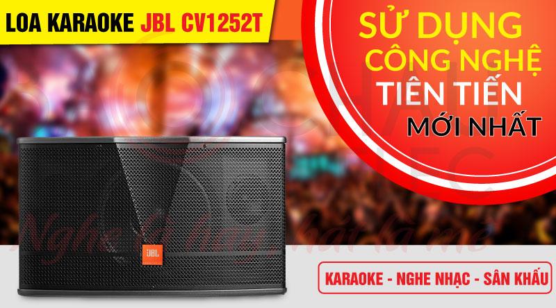 Loa karaoke JBL CV1252T chính hãng, giá rẻ nhất