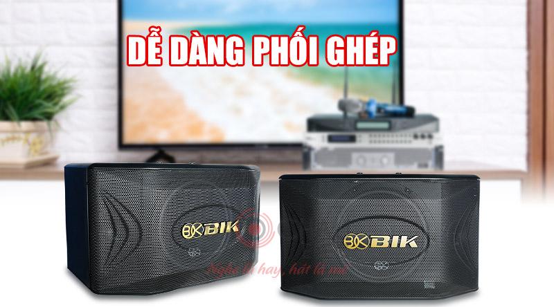 Loa karaoke BIK BQ-S63 giá rẻ nhất thị trường