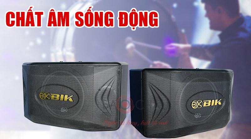 Loa karaoke bik bq-s63 âm thanh sống động